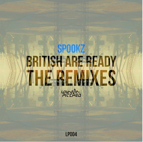 MORCEE REMIX OF SPOOKS x BRITISH ARE READY