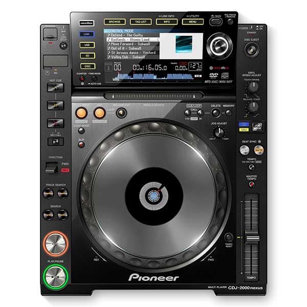 £200 PIONEER CDJ-2000NXS (PAIR)