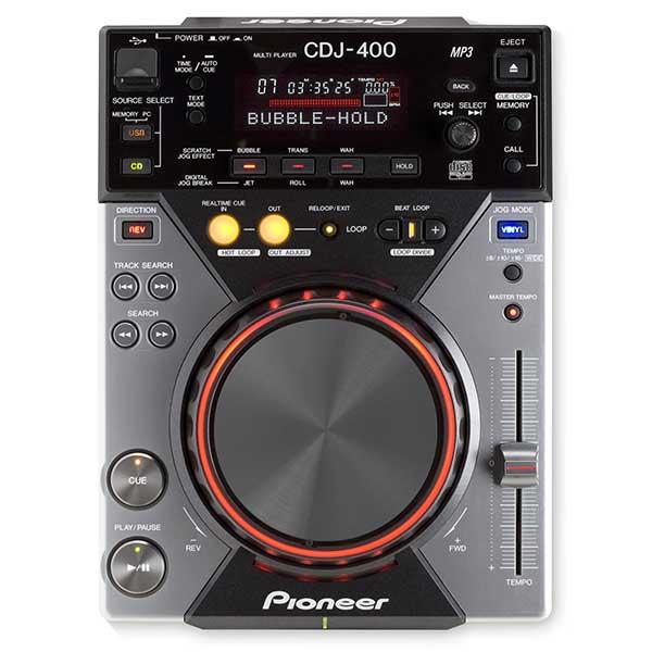 £100 PIONEER CDJ-400 (PAIR)
