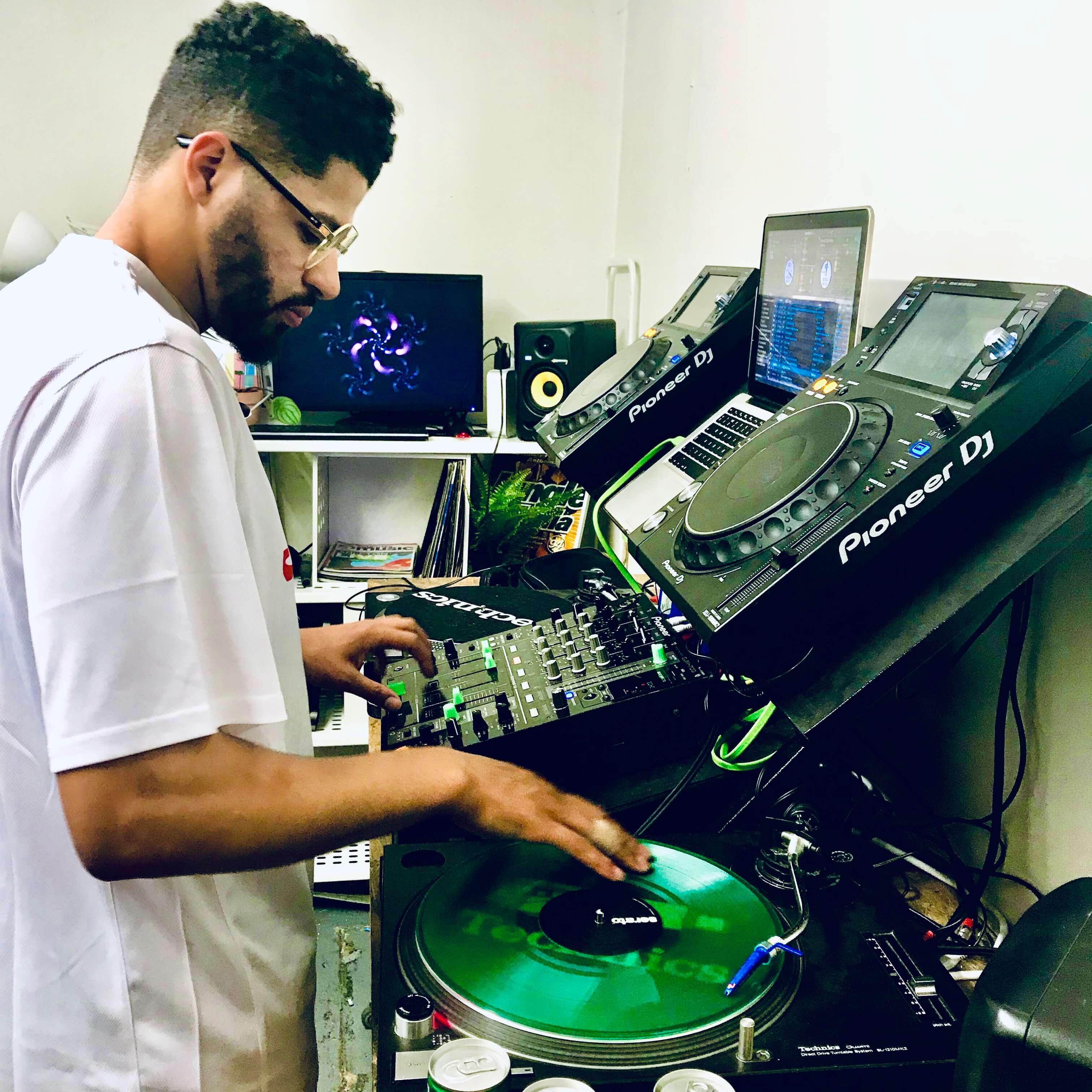 x2hr DJ Practice Studio £15