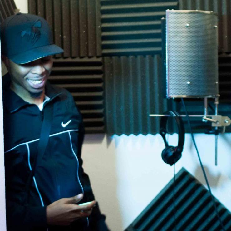 x2hr Recording Session £30